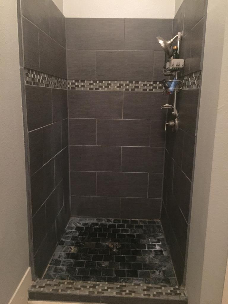 Gorgeous Tile Shower in Master Bath